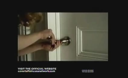 Covert Affairs Episode Promo: Back to The Farm!