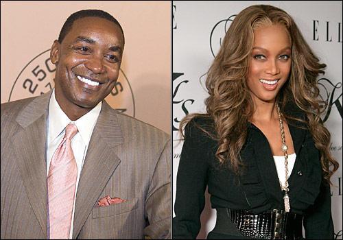 Tyra and Isiah?