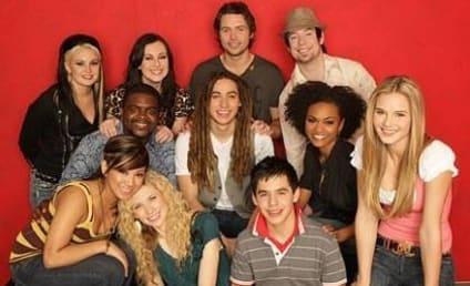 American Idol Finalists Sufffer Through Second Beatles Week