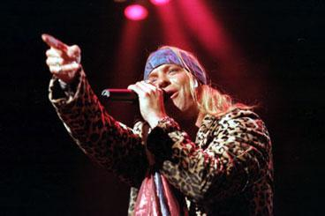 Bret Michaels Photograph