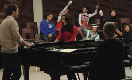 Sing It, Rachel!