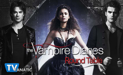 The Vampire Diaries Round Table: A Hunting They Will Go?