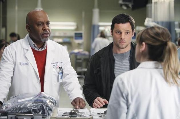 Richard, Alex, Meredith
