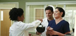 Who Needs Coffee? - Grey's Anatomy Season 11 Episode 22