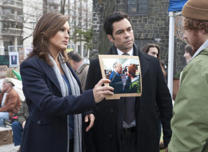 Watch Law & Order: SVU Season 13 Episode 12 Online
