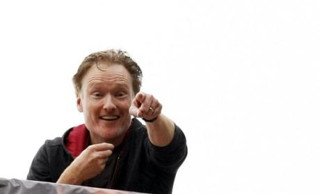 Conan O'Brien Reaches Deal to Leave NBC