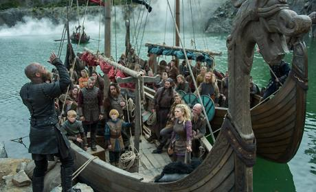 Vikings Season 4 Episode 8 Review: Portage