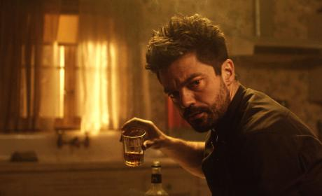 Preacher Renewed for Season 2 at AMC!!