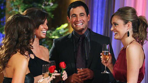 The Bachelor: Three Finalists