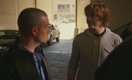 NCIS: LA Sneak Peek: The FBI is Wrong