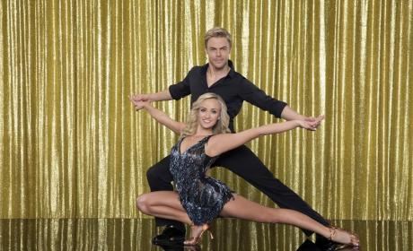 Nastia Liukin and Derek Hough - Dancing With the Stars