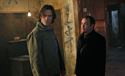 Mark Sheppard Returns to Supernatural: First Looks