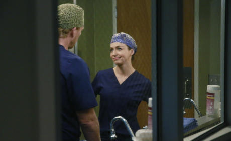 Amelia and Owen Talk - Grey's Anatomy Season 11 Episode 22