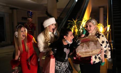 Scream Queens Season 1 Episode 11 Review: Black Friday