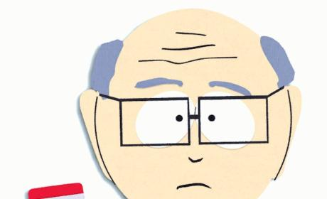 Mr. Garrison Picture
