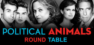 """Political Animals Round Table: """"Resignation Day"""""""