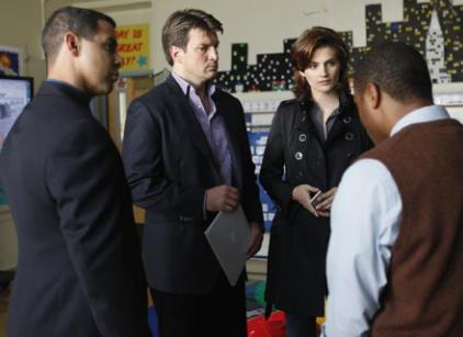 Watch Castle Season 2 Episode 3 Online