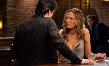 Michaela McManus on The Vampire Diaries: First Look