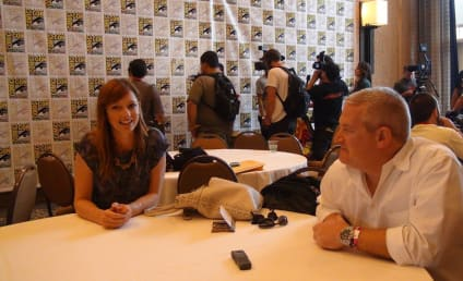 Archer Round Table Interview with Adam Reed and Judy Greer