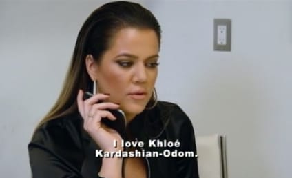 Keeping Up with the Kardashians Review: Khlomar & Karate