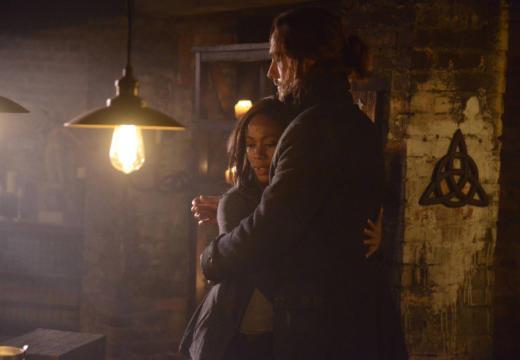 Ichabod Hugs Abby