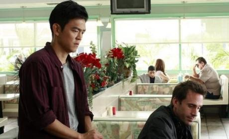 John Cho Knows Nothing About FlashForward
