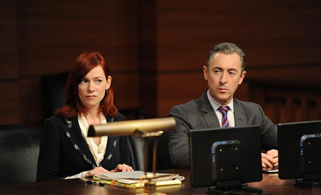 "Carrie Preston Teases Good Wife Return, The ""Mating Ritual"" of Elsbeth Tascioni"