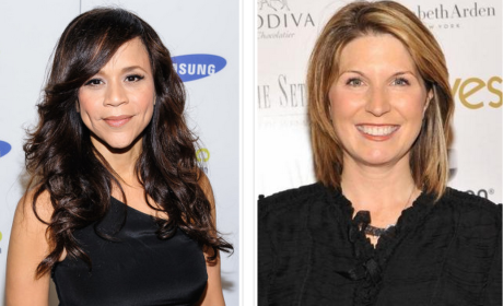 Nicolle Wallace and Rosie Perez to Join The View