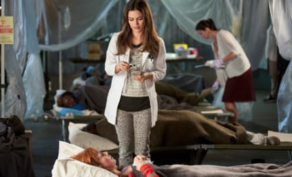 Hart of Dixie Review: 50 Shades of the Flu