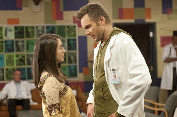 Annie Speaks With Jeff