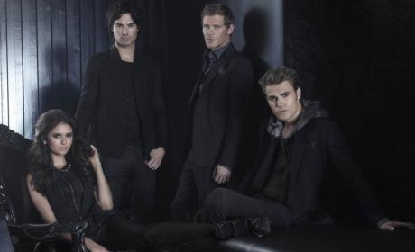 Julie Plec Tweets, Teases Villains, Breakups, Makeups and More!