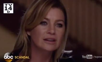 Grey's Anatomy Preview: Pass the Wine!