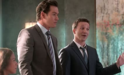 Franklin & Bash Review: Lost in Love