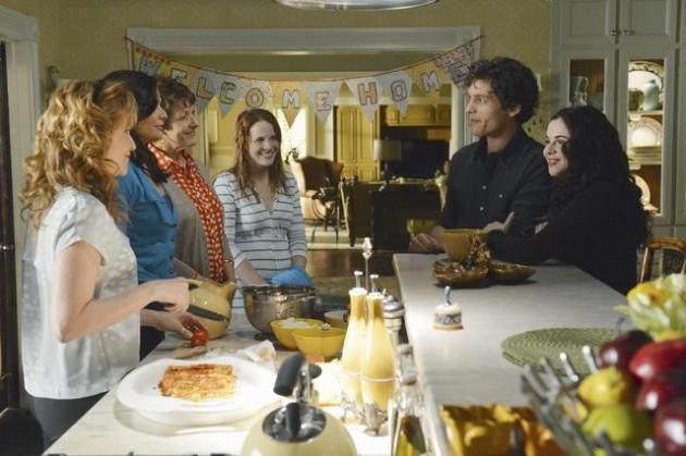 Switched at Birth Scene