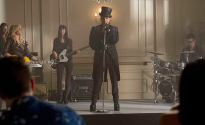 Glee Review: Roaring Applause for Starchild