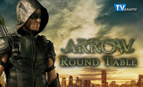 Arrow Round Table: Bring Back Constantine!