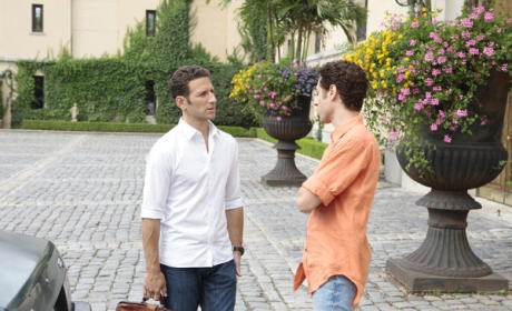 Royal Pains Summer Finale Review: Dangerous Divya