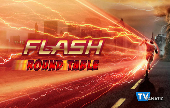 The Flash Round Table: Iris Knows!