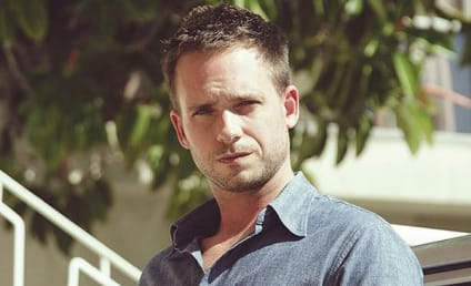 DC's Legends of Tomorrow Lands Patrick J. Adams for Recurring, Mysterious Hero Role!