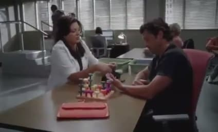 Grey's Anatomy Sneak Peeks: Don't Give Up on Me!
