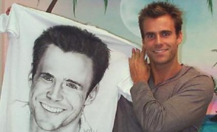 Cameron Mathison is Ready to Dance with the Stars