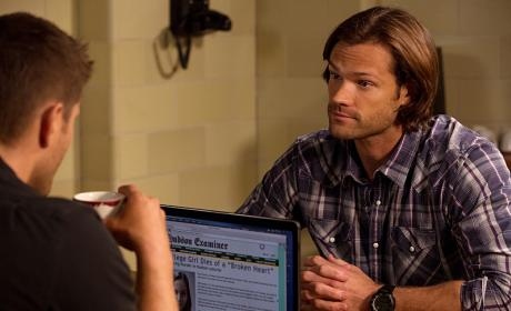 Watch Supernatural Online: Season 11 Episode 13