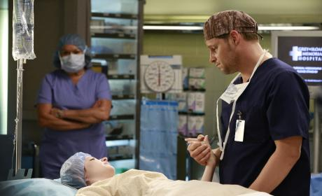 It Will Be Okay - Grey's Anatomy Season 12 Episode 10