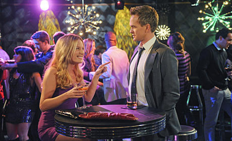 Becki Newton on How I Met Your Mother