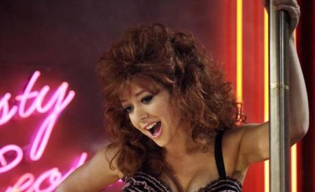 Alyson Hannigan: The Stripper