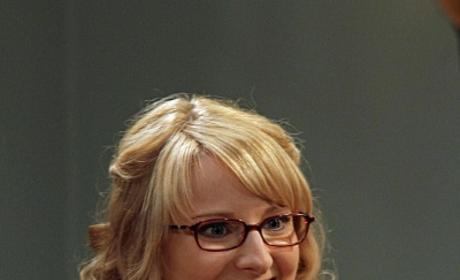 Melissa Rauch as Bernadette Rostenkowski  - The Big Bang Theory