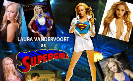 Smallville Spoiler: A Super Suit for Supergirl!