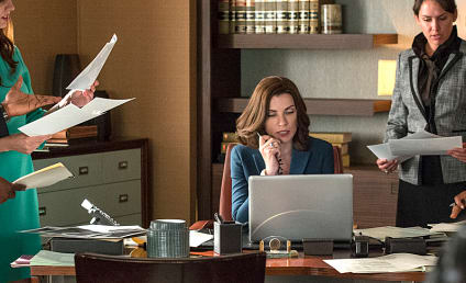 The Good Wife Review: And So It Begins
