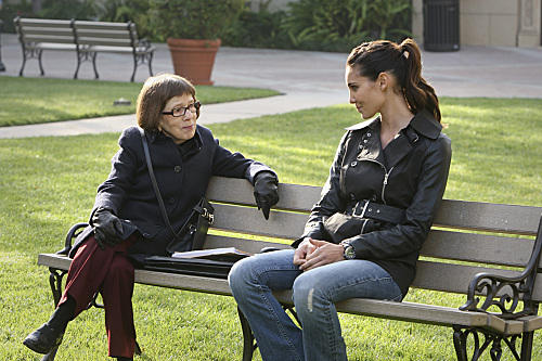 Hetty and Kensi