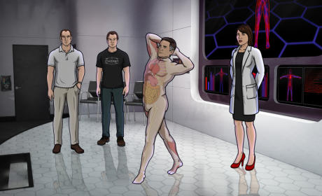 Archer Season 6 Episode 12 Review: Drastic Voyage: Part I